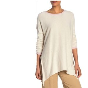 NEW Cloth by Design oversized tunic top Sweater